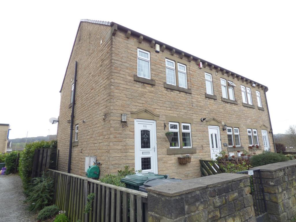 2 bedroom town house for sale - Huddersfield Road, Ravensthorpe, WF13 3LT