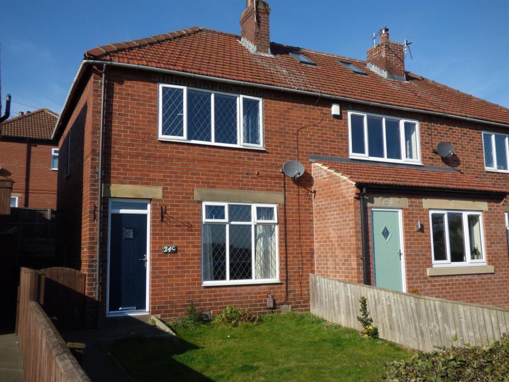 2 bedroom end of terrace house for sale - Hopton Hall Lane, Upper Hopton, WF14 8EN