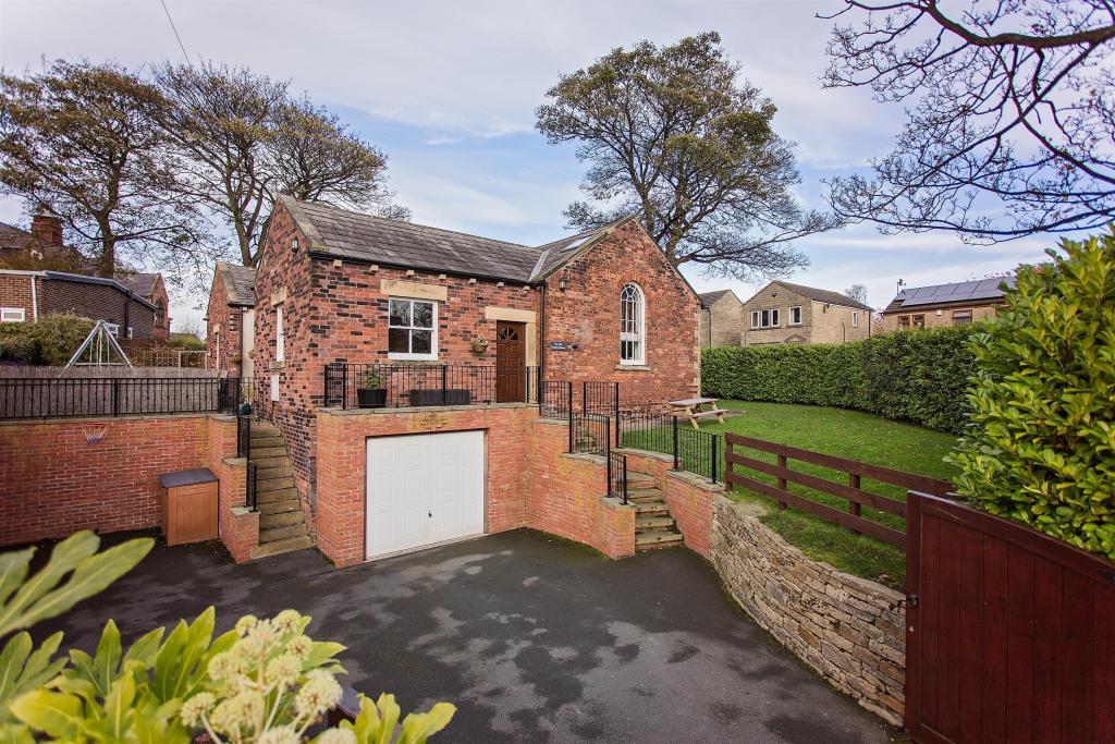 4 bedroom detached house for sale - Quarry Road, Little Gomersal, BD19 4JB
