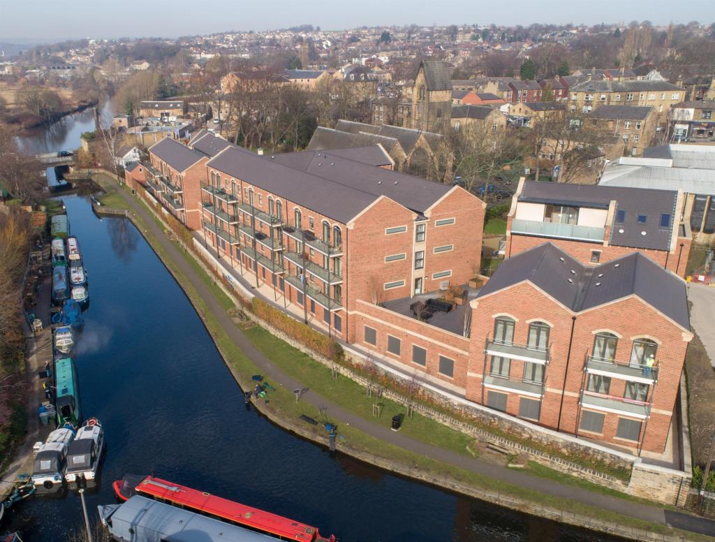 2 bedroom apartment for sale - St Paul's Lock, Mirfield, WF14 8BT