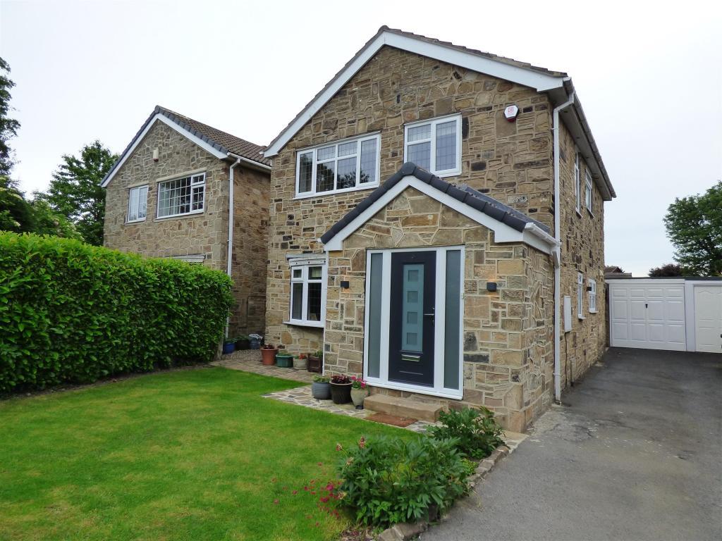 4 bedroom detached house for sale - Stoney Croft, Gomersal, BD19 4JJ