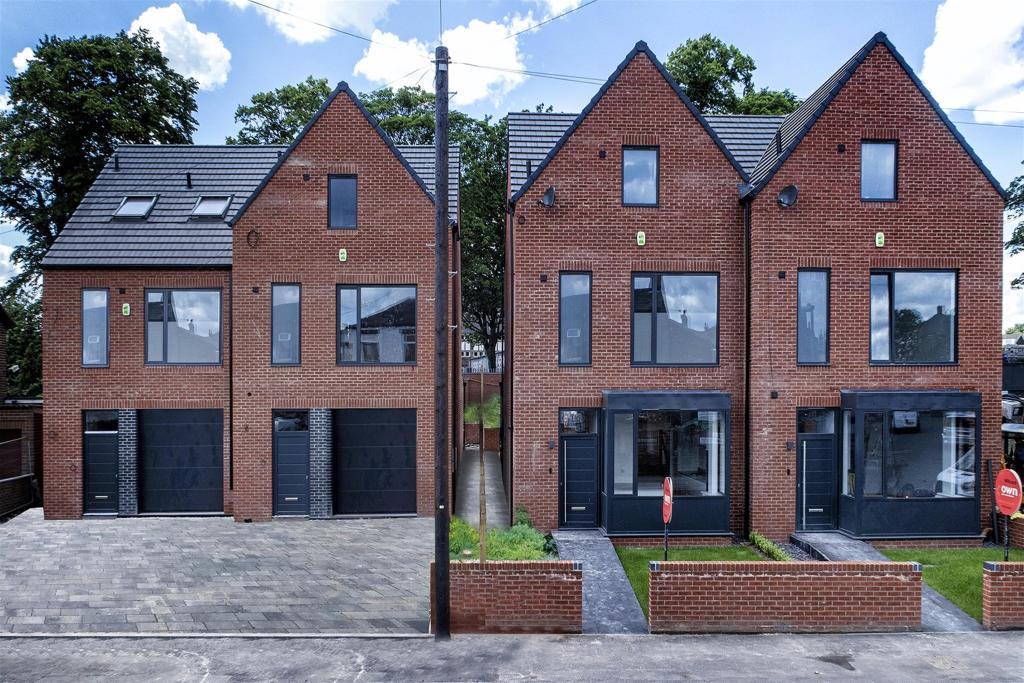 4 bedroom semi-detached house for sale - Towngate, Mirfield, WF14 9JG