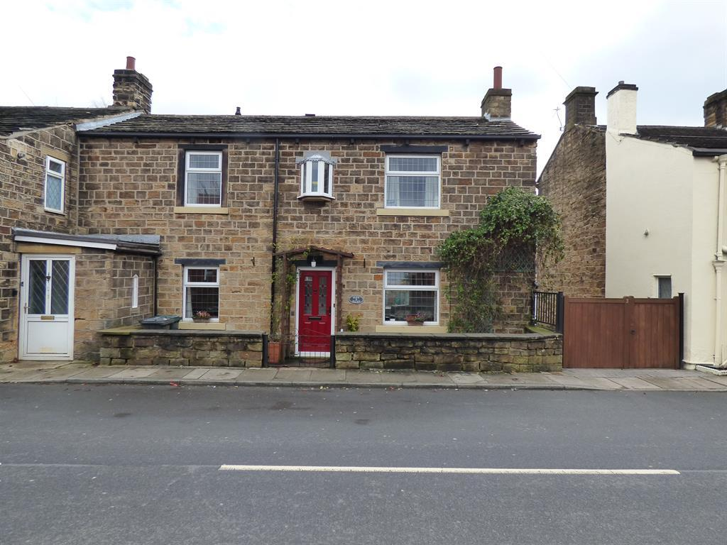 4 bedroom semi-detached house for sale - Back Knowl Road, Mirfield, WF14 9SA