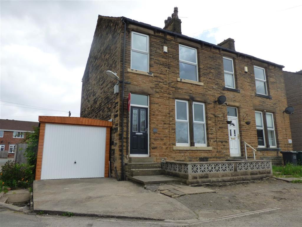 3 bedroom semi-detached house for sale - North Place, Mirfield, WF14 0NP