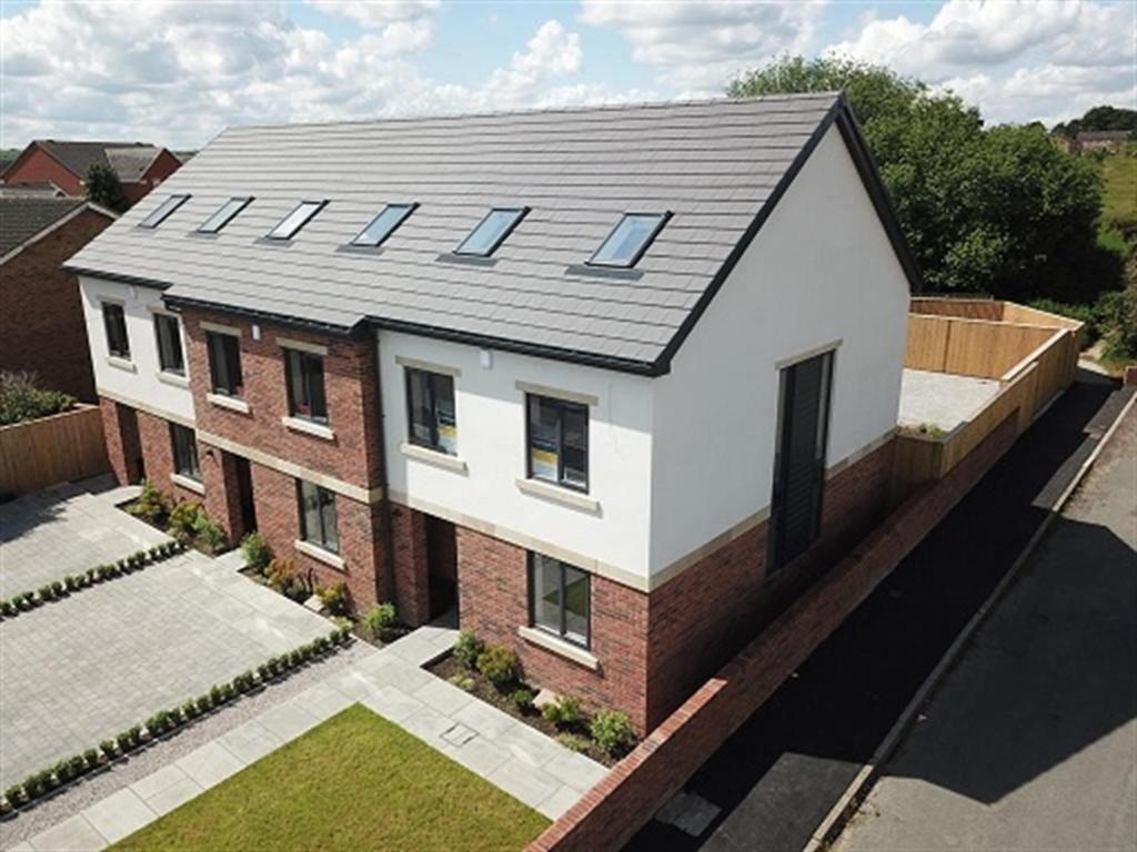 4 bedroom town house for sale - Sunny Bank Walk, Mirfield, WF14 0NH