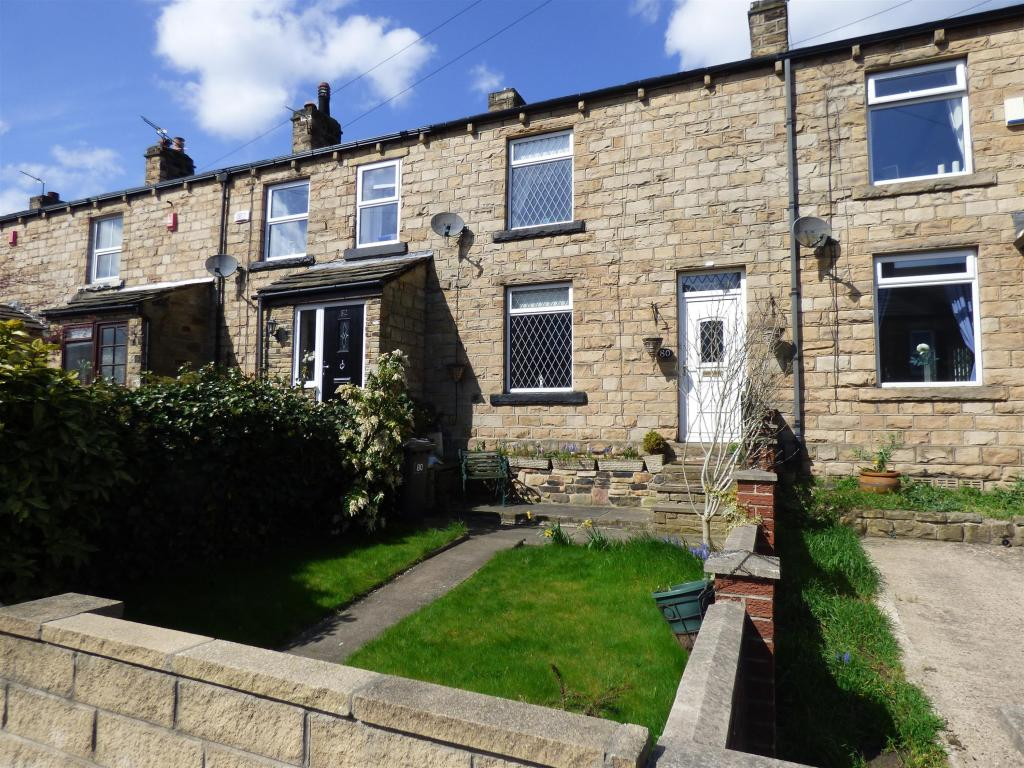 3 bedroom terraced house to rent - Nab Lane, Mirfield, WF14 9QH