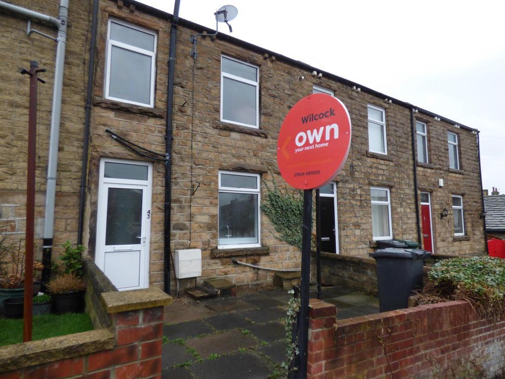 1 bedroom terraced house for sale - Wilson Road, Mirfield, WF14 9BW