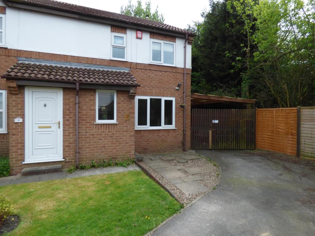 3 bedroom semi-detached house for sale - Stable Fold, Wyke, BD12 9EF