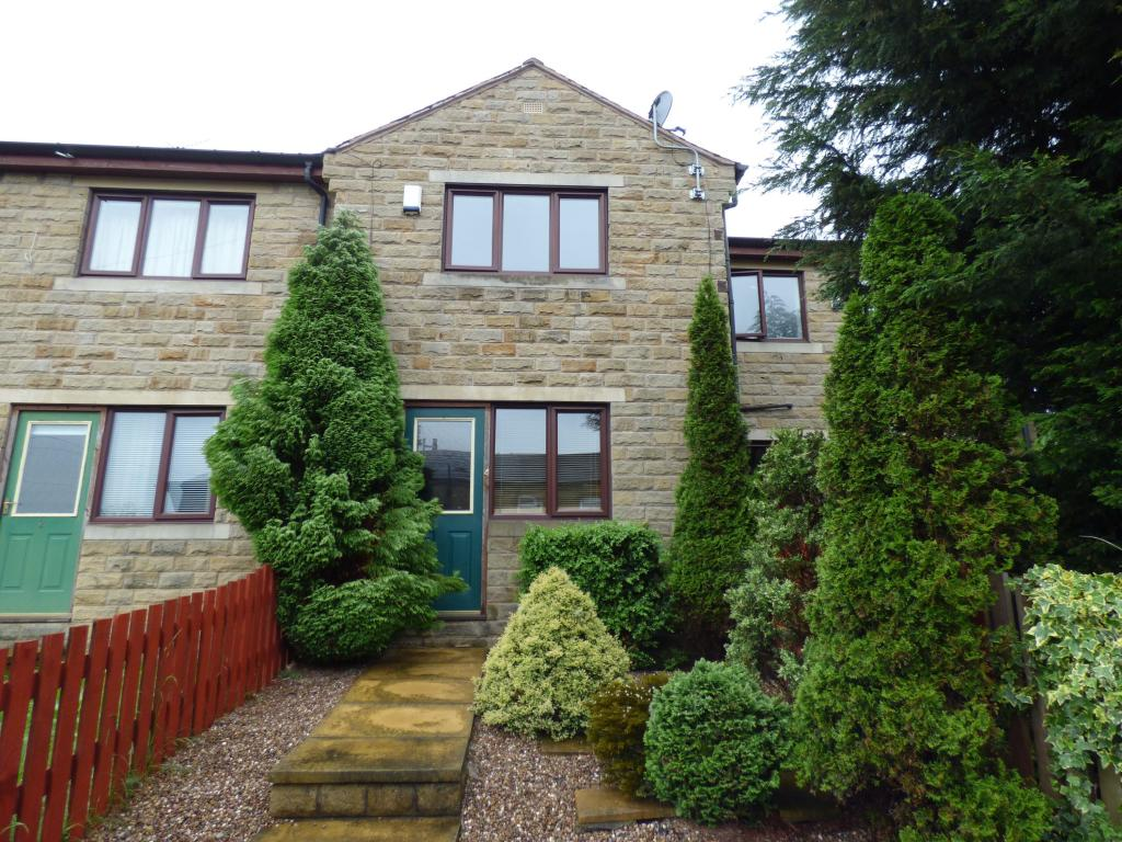 2 bedroom town house to rent - Deacons Walk, Heckmondwike, WF14 9JJ