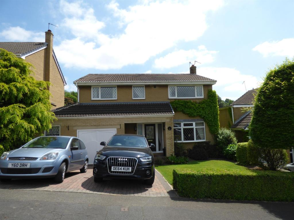 4 bedroom detached house for sale - Stocksbank Drive, Mirfield, WF14 0HB