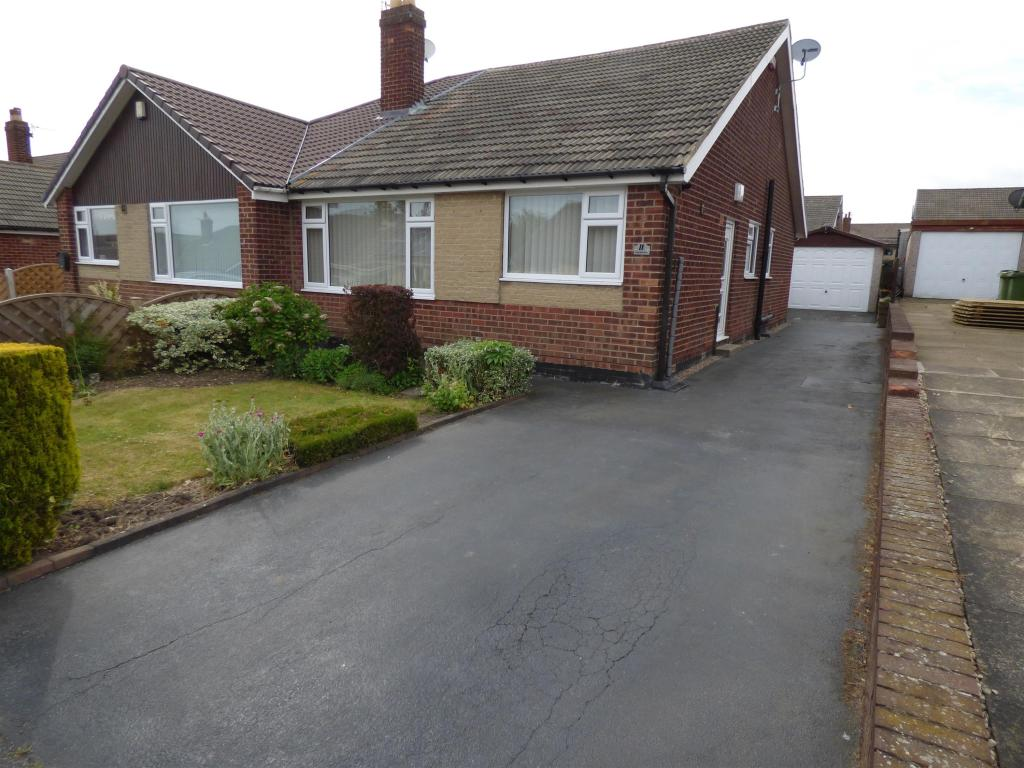 3 bedroom bungalow for sale - Sunnybank Drive, Mirfield, WF14 0JN