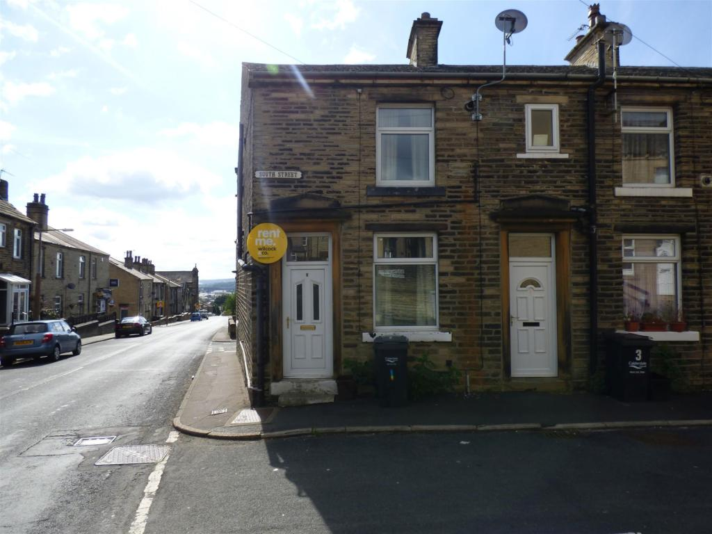 1 bedroom terraced house for sale - South Street, Brighouse, HD6 2BE