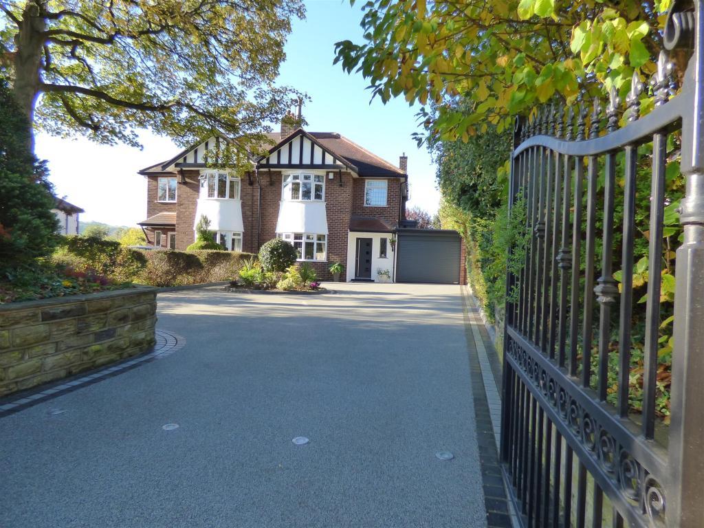 4 bedroom semi-detached house for sale - Church Lane, Mirfield, WF14 9HU