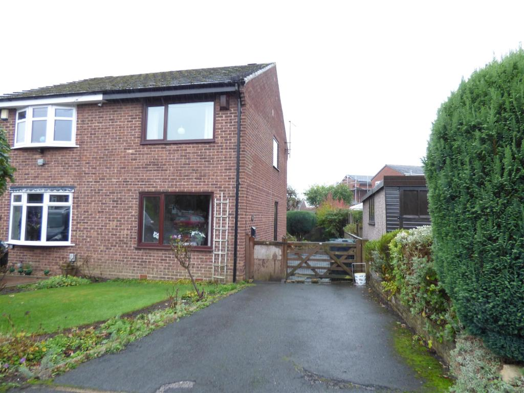 2 bedroom semi-detached house for sale - Melton Way, Roberttown, WF15 7QU