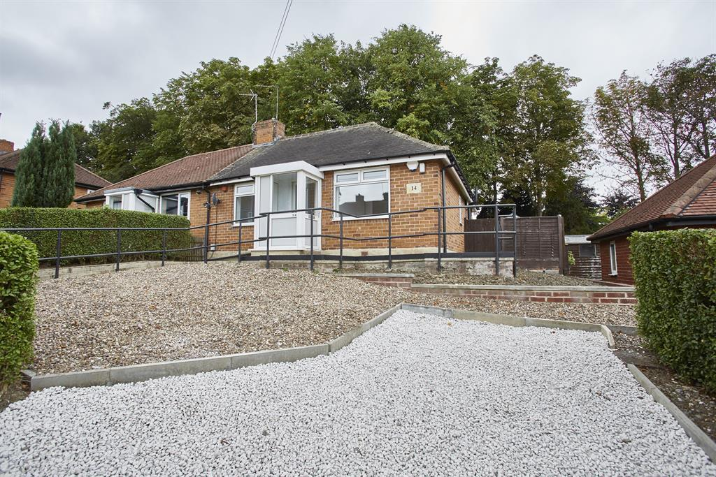 2 bedroom bungalow for sale - Hopton Avenue, Upper Hopton, WF14 8JW