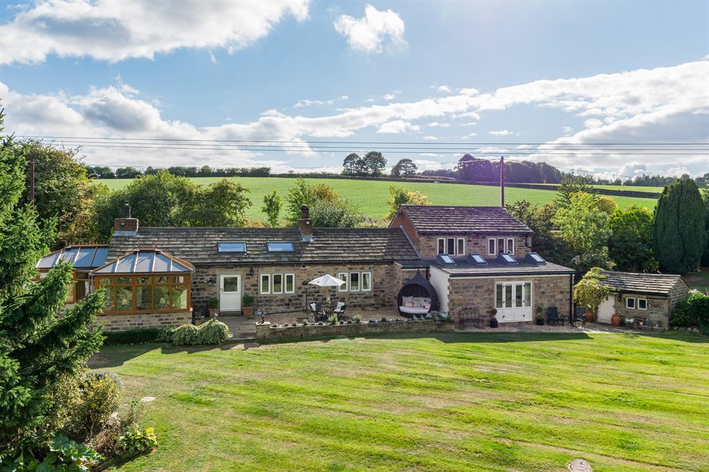 4 bedroom detached house for sale - The Cottage, Helm Lane, Colne Bridge, HD5 0BX