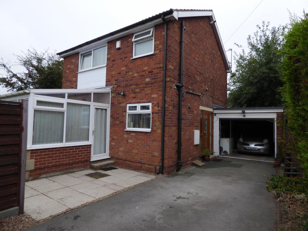 3 bedroom detached house for sale - Water Royd Crescent, Mirfield, WF14 9SX