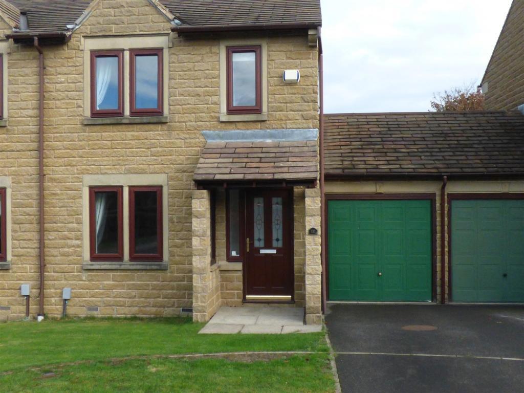 3 bedroom semi-detached house to rent - Chadwick Hall Gardens, Mirfield, WF14 8DZ