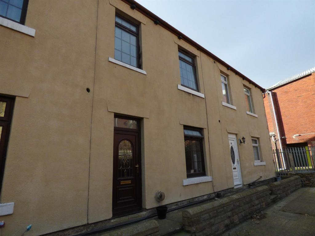 2 bedroom terraced house to rent - Trinity Street, Mirfield, WF14 8AD