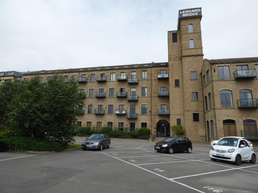1 bedroom apartment to rent - Ledgard Wharf, Mirfield, WF14 8NZ