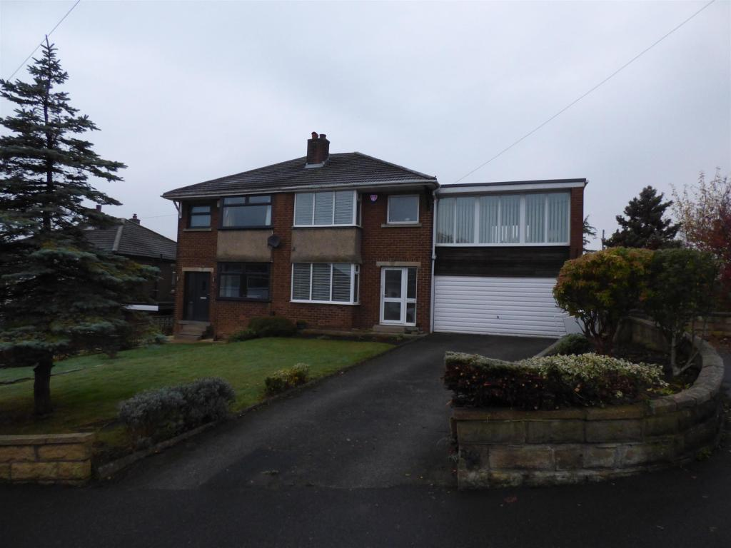 3 bedroom semi-detached house to rent - Rosedale Avenue, Hartshead, WF15 8AU