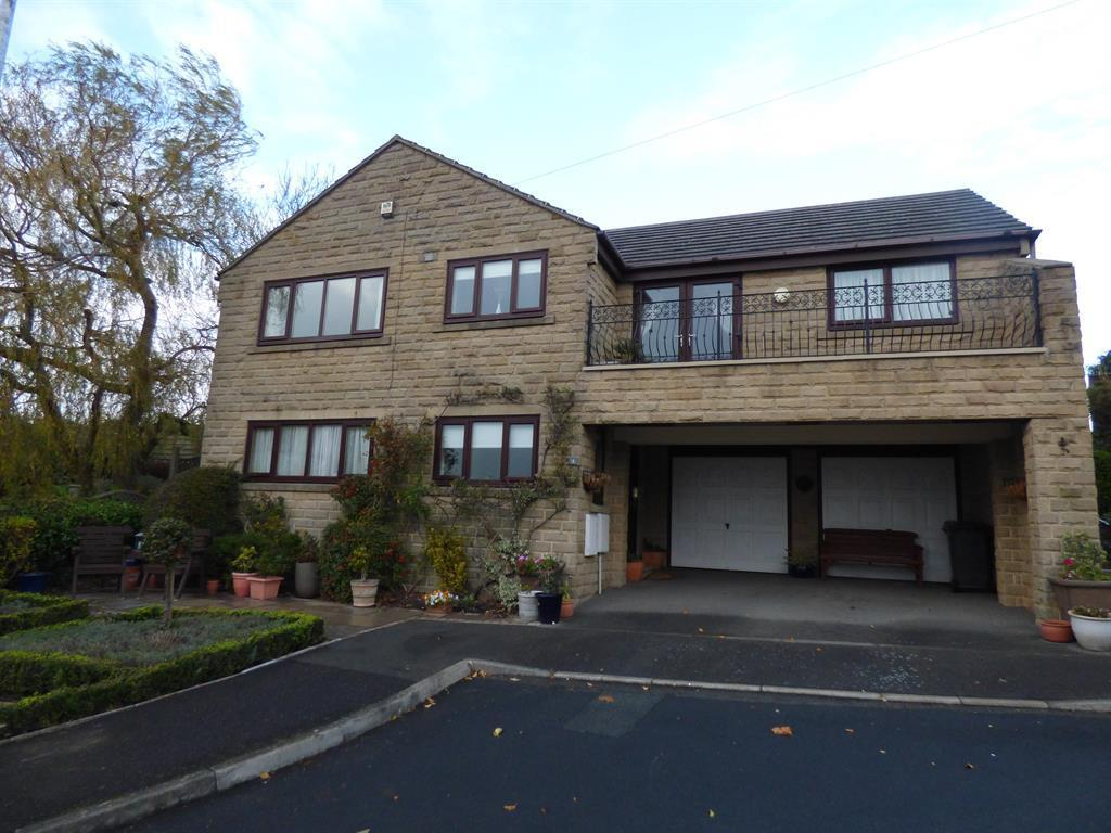 4 bedroom detached house for sale - Pennine View, Kirkheaton, HD5 0NQ