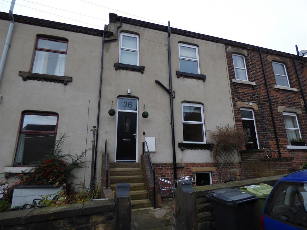 2 bedroom terraced house to rent - Northorpe Lane, Mirfield, WF14 0QN