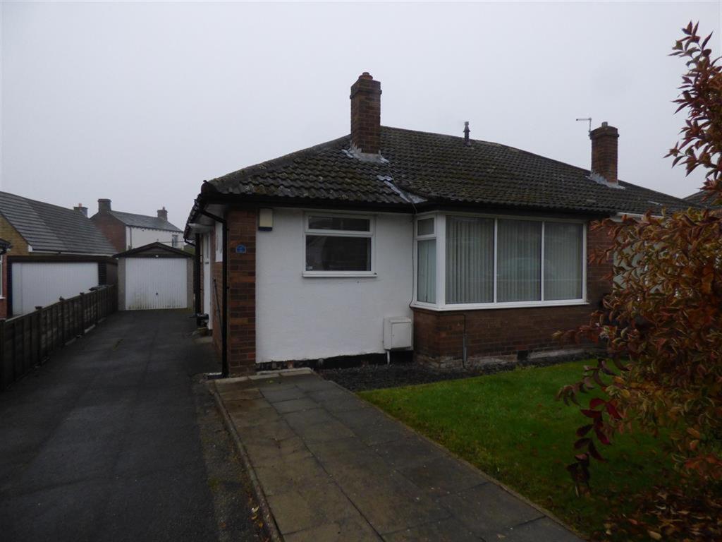 2 bedroom semi-detached bungalow for sale - Robin Royd Avenue, Mirfield, WF14 0LF
