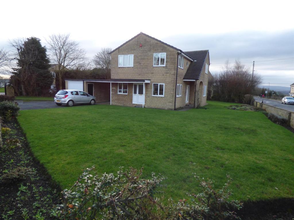 4 bedroom detached house for sale - Roberttown Lane, Roberttown, WF15 7LJ