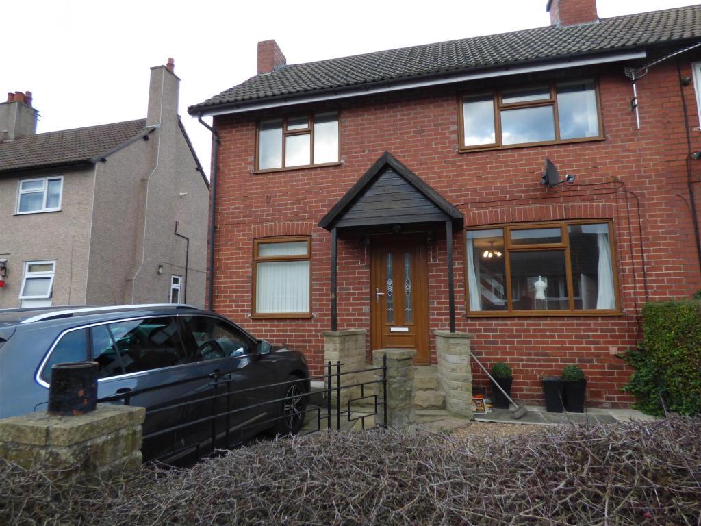 3 bedroom semi-detached house for sale - Nettleton Avenue, Mirfield, WF14 9AN