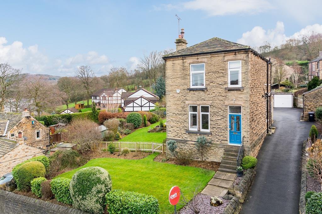 3 bedroom detached house for sale - Hopton Lane, Hopton, WF14 8JT