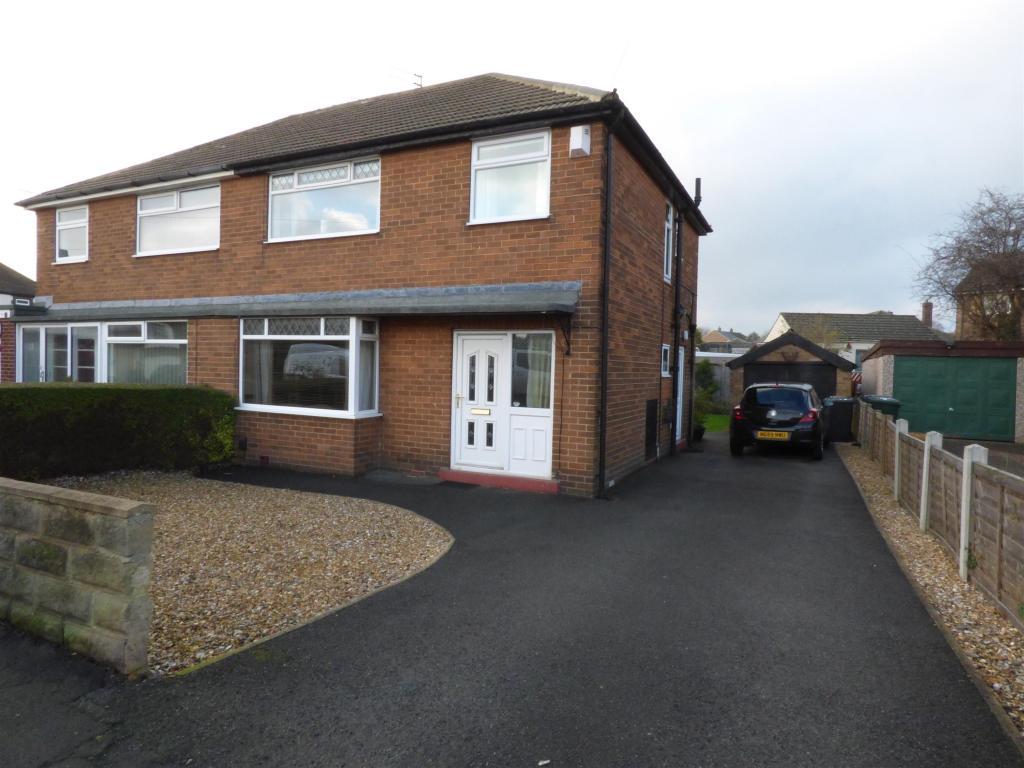 3 bedroom semi-detached house for sale - Robin Royd Lane, Mirfield, WF14 0LQ