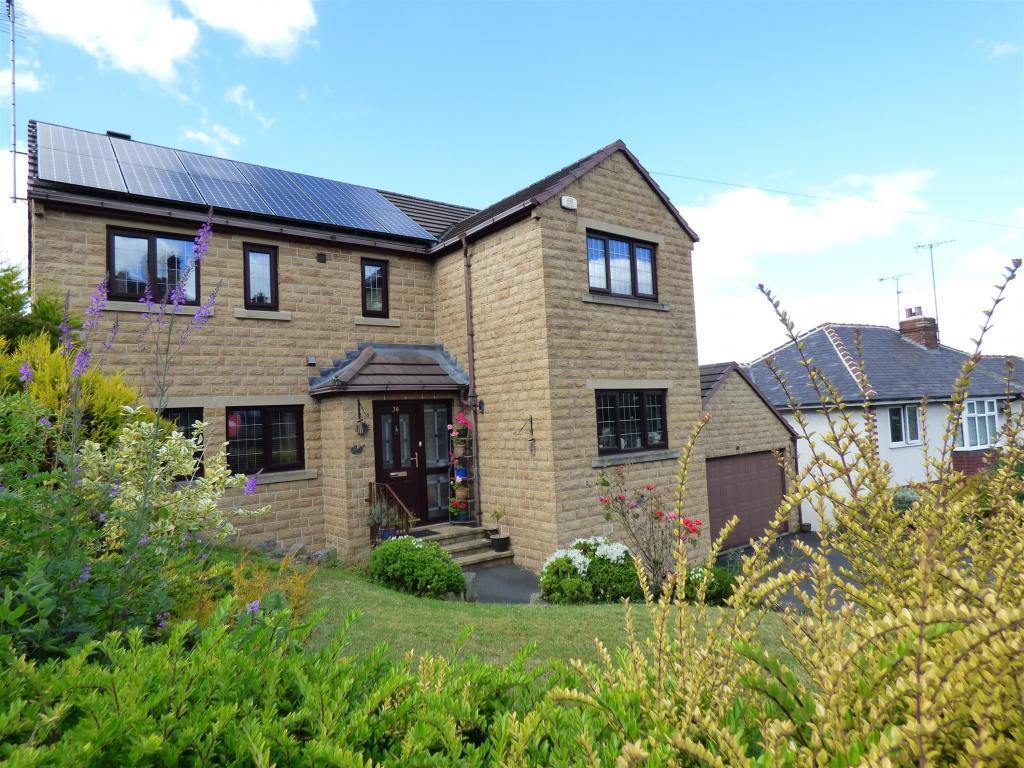 4 bedroom detached house for sale - Hopton Lane, Hopton, WF14 8JT
