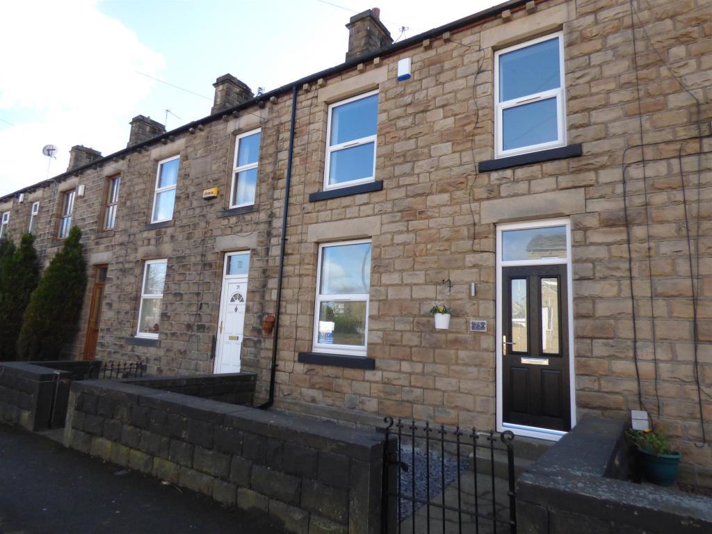 3 bedroom terraced house for sale - 75 Nab Lane, Mirfield, WF14 9QH