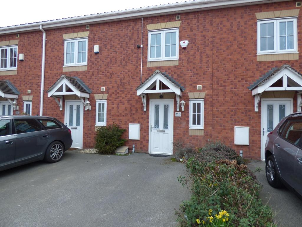 3 bedroom mews house for sale - Spring Place Court, Mirfield, WF14 0QZ