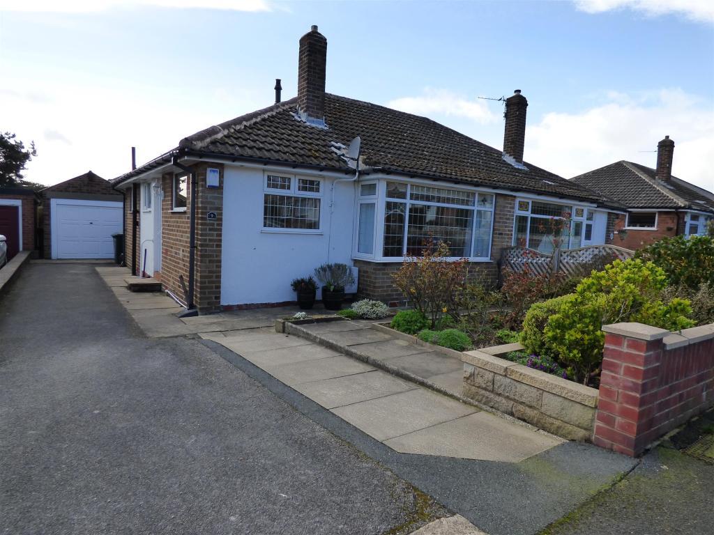 2 bedroom bungalow for sale - Robin Royd Avenue, Mirfield, WF14 0LF