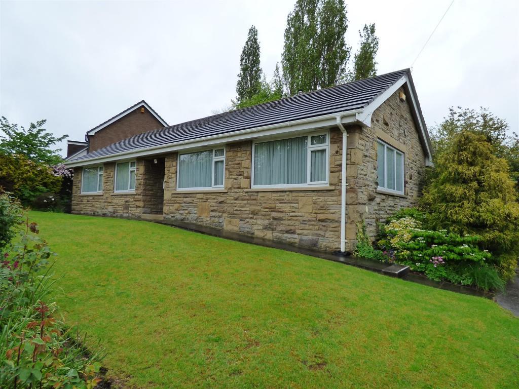 3 bedroom bungalow for sale - Doctor Lane, Mirfield, WF14 8DP