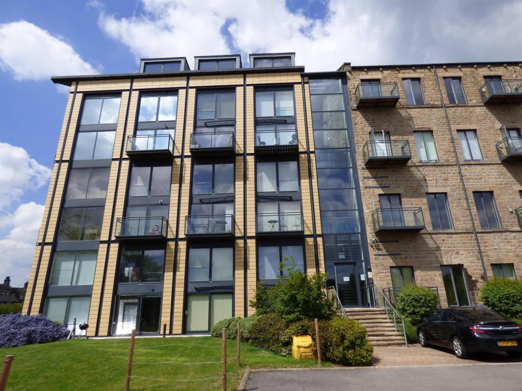 1 bedroom apartment for sale - 51 Ledgard Wharf, Mirfield, WF14 8NZ