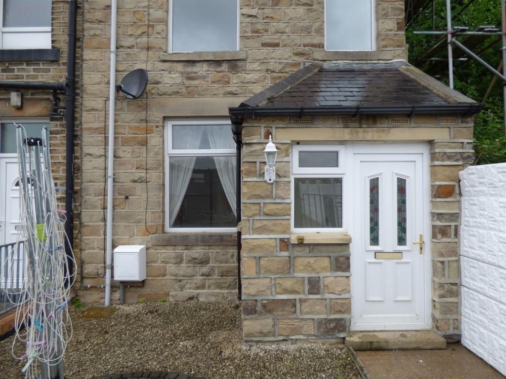 2 bedroom end of terrace house to rent - Trinity Street, Mirfield, WF14 8AD