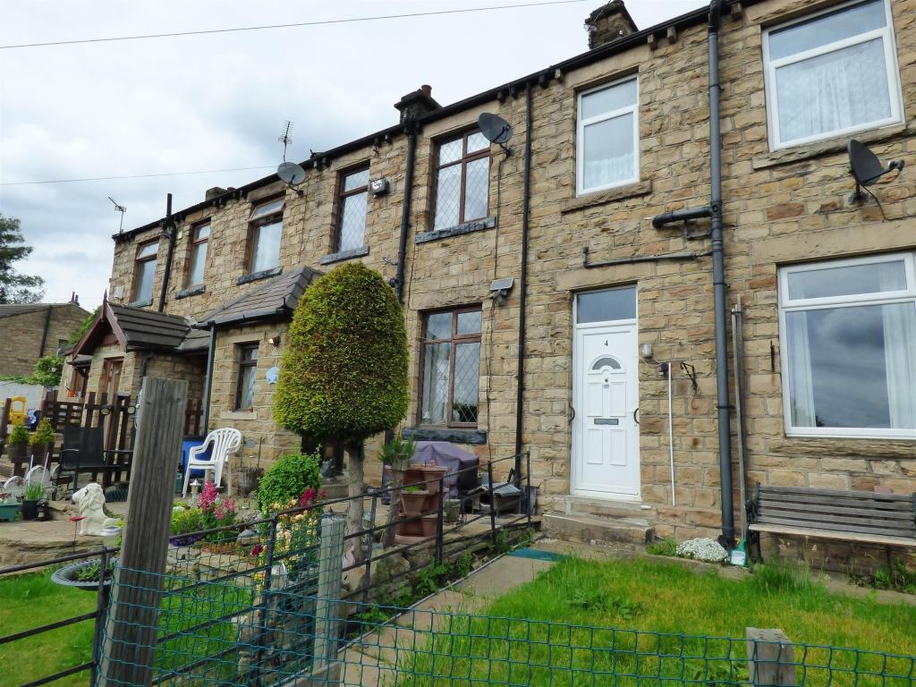 2 bedroom terraced house for sale - Back Lane, Mirfield, WF14 9QA
