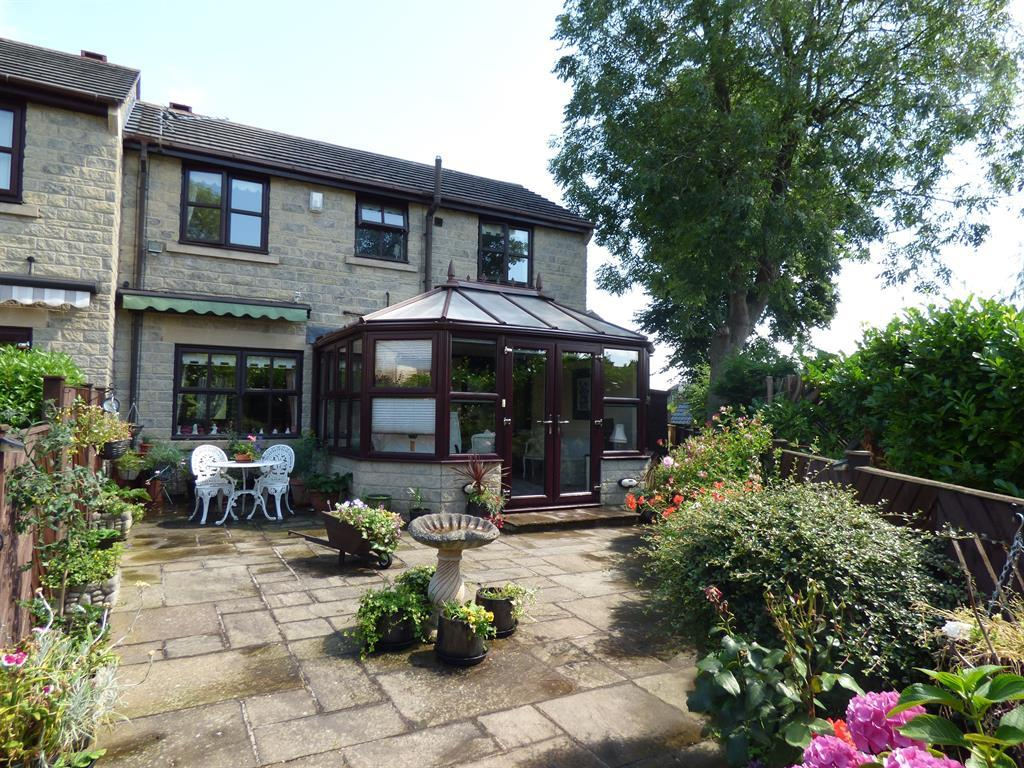 3 bedroom town house for sale - The Embankment, Mirfield, WF14 8DW