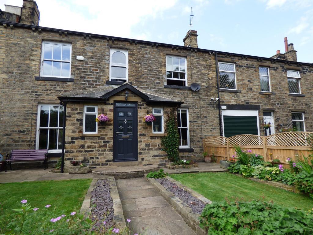 4 bedroom semi-detached house for sale - Flash Lane, Mirfield, WF14 0PJ