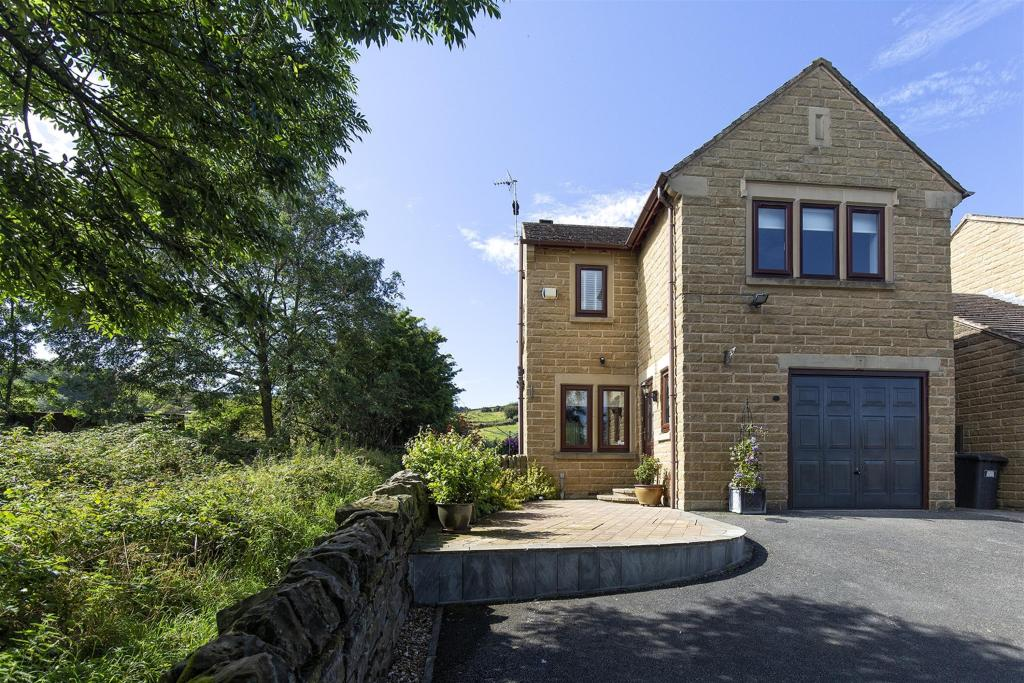 3 bedroom detached house for sale - Chadwick Lane, Mirfield, WF14 8RA