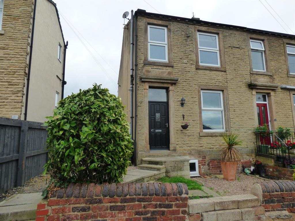 1 bedroom end of terrace house for sale - Wilson Road, Mirfield, WF14 9BW