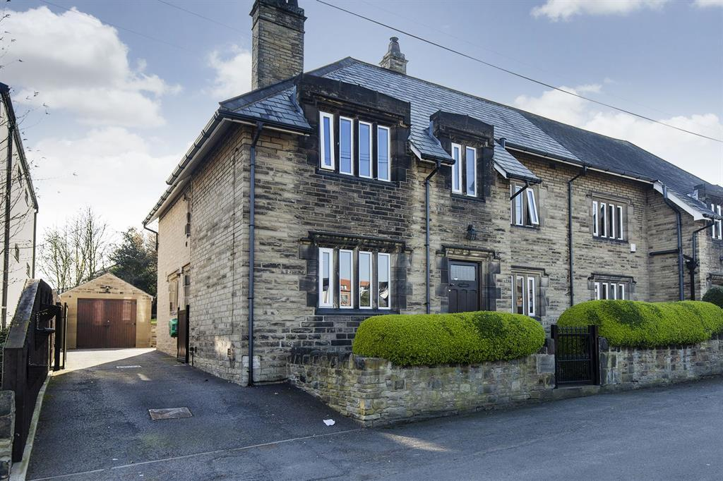 4 bedroom semi-detached house for sale - Pinfold Lane, Mirfield, WF14 9HZ