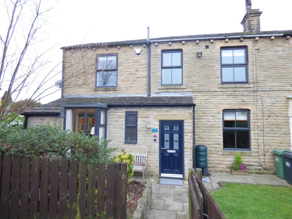 3 bedroom semi-detached house for sale - School Lane, Hartshead, WF15 8AW