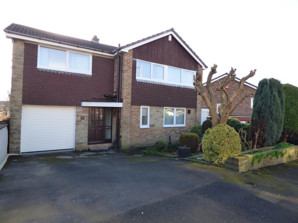 4 bedroom detached house for sale - St Marys Walk, Mirfield, WF14 0QB