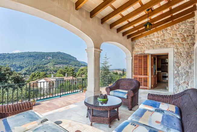 Spectacular Villa in Valldemossa