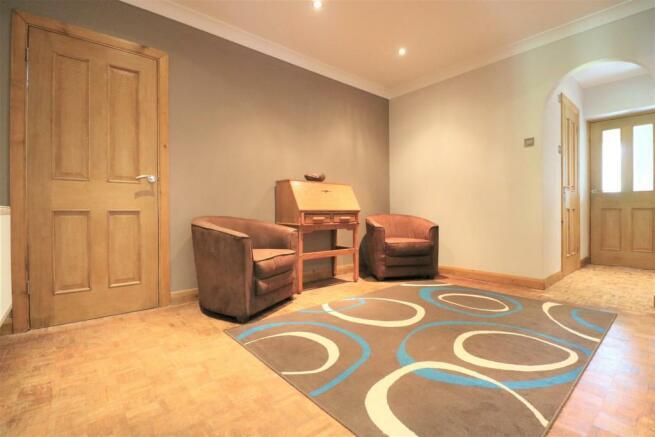 Reception Room/Entrance Hall