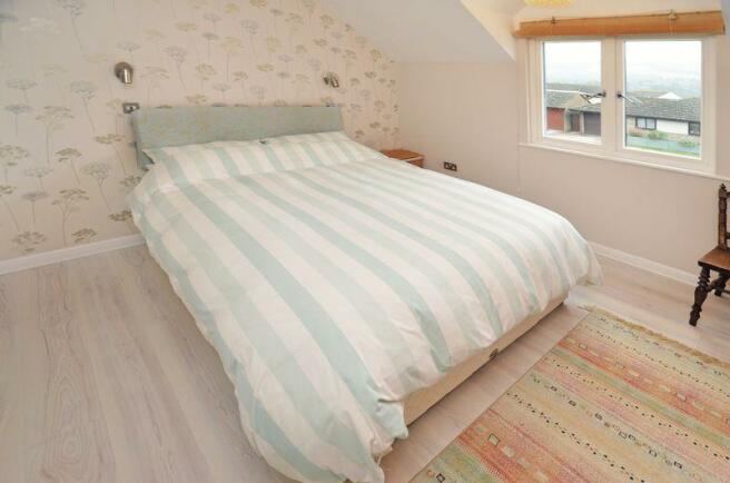 Studio - Bedroom